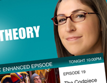 Hasbro / Big Bang Theory App Integration